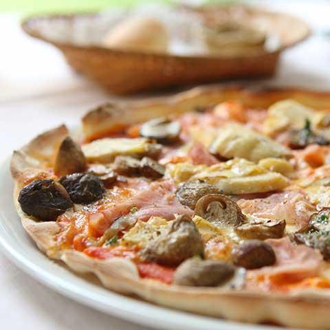 Trappola pizza