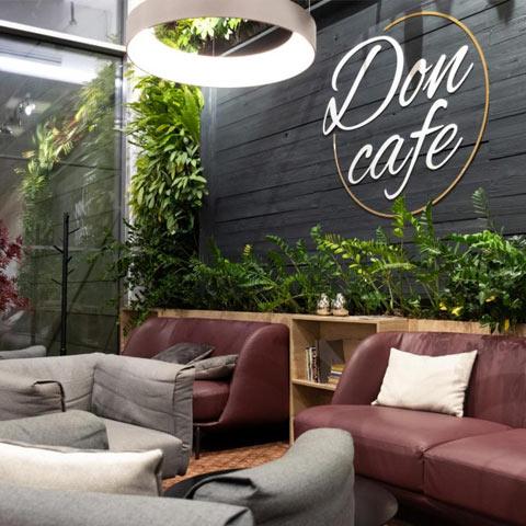 Kavárna Don Cafe